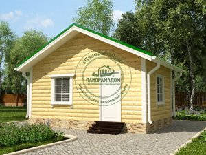 проект садового домика