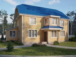 Строительство дачных домов недорого в СПб