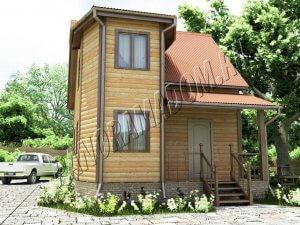 Строительство деревянных домов в СПб